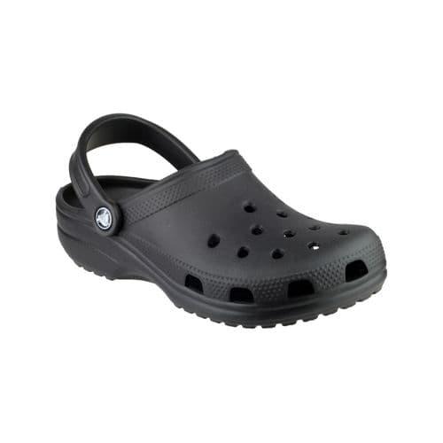 Crocs Classic Unisex Beach Black